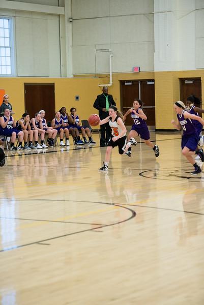 2014 IMS girls basketball