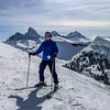 Brent by Tetons at Grand Targhee Vista Traverse