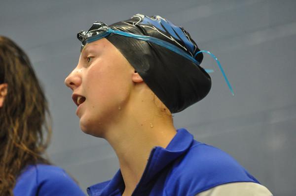 2014 Jamestown High School Swimming