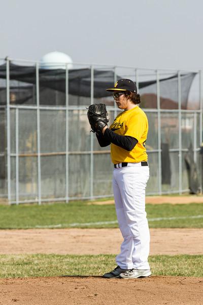2014 JTHS Soph Baseball at Andrew Photos