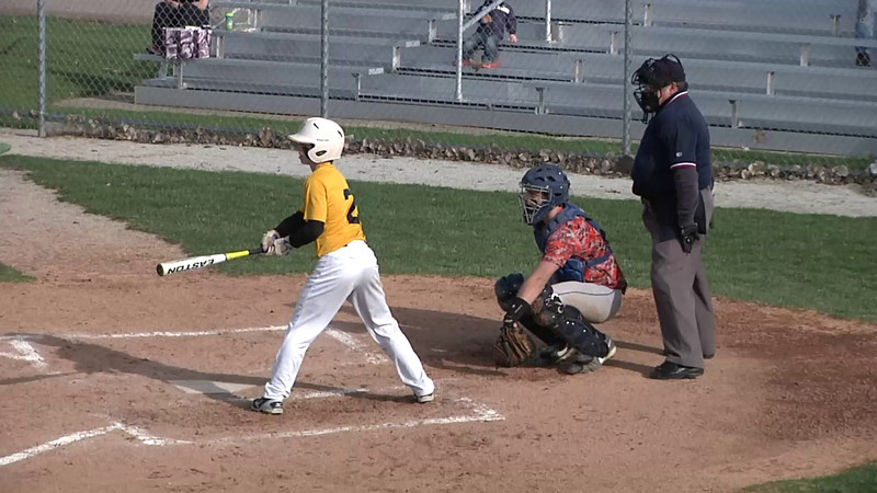 2014 JTHS Soph Game 12 vs Stagg Footage