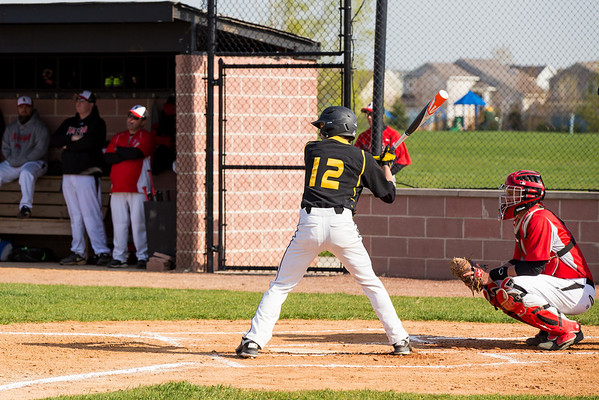 Joliet West Varsity Baseball at Bolingbrook