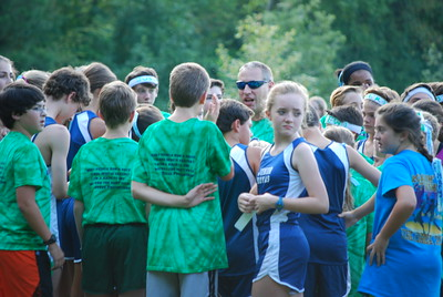 2014 Junior Hoya XC Season