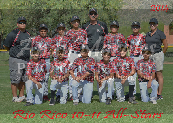 2014 Little League 10-11 Day 4