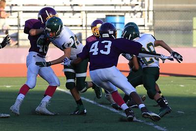 LHS frosh vs Amador Valley Oct 23rd, 2014