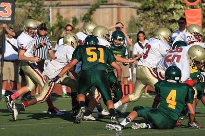 LHS frosh vs Northgate Sept 11th, 2014