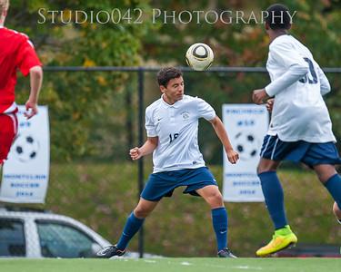 10-18-2014 MHS Boys JV Soccer