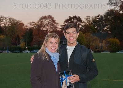 10-29-2014 MHS Boys V. Soccer Sr. Day