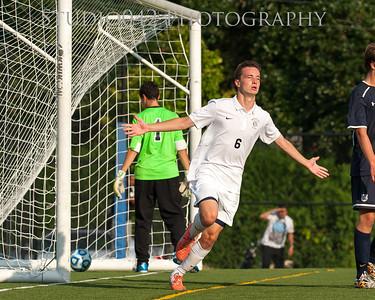 9-11-2014 MHS Boys V. Soccer v MKA