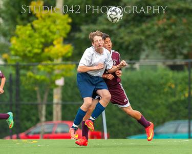 9-30-2014 MHS Boys Freshman Soccer