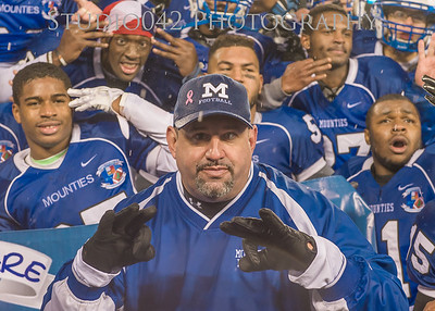MHS Varsity Football State Champs! 12-6-2014