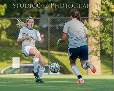 9-2-2014 MHS V-Girls Soccer v IAH