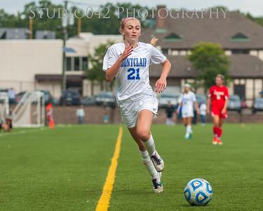 9-20-2014 MHS V-Girls Soccer v Glen Ridge