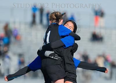 State Final Win! 11-22-2014 MHS G-V Soccer