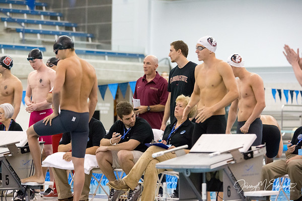FSU Men's Swimming 03-01-14