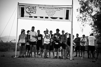 Reluctantly crouched at the starting line, engines thumping and thumping in time