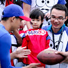2014 NFL Home Field Guangzhou - Week 7 - Young kids participate in the Punt, Pass & Kick (PP&K) Competition which is open to kids ages 6-13. Weekly winners will be invited back to participate in the PP&K City Final on November 16