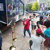The NFL on Tour made it's first stop in China at Shanghai's People's Park on August 30 - 31 and included an opportunity for visitors to try on authentic NFL equipment.