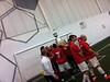 Bangers N Mash FC hoist Championship trophy