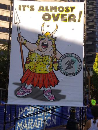 2014 Portland Half Marathon