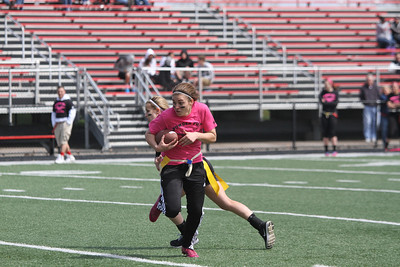 2014 Powderpuff Football