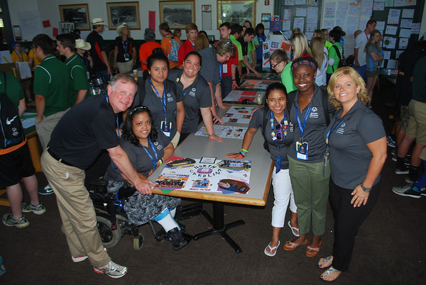 Project Unify Youth Summit @USA Games