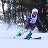 RYAN HUTTON/ Staff photo. <br /> Andover's Julia Ganley takes on the giant slalom during the 2014 Girls Interscholastic Race at Bradford Ski Area.