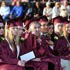 CARL RUSSO/Staff photo. GAZETTE: Whittier Regional Vocational Technical High School held its graduation ceremony Thursday night. 5/29/2014.