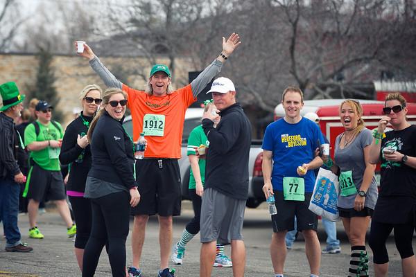 2014 St. Patrick's Day 5K