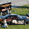Don Knight | The Herald Bulletin<br /> Stoops Freightliner Redbud 300 at the Anderson Speedway on Saturday.