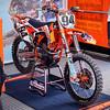 Ken Roczen's KTM - 18 Jan 2014