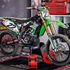 Chad Reed's Kawasaki - 18 Jan 2014