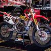 Kevin Windham's Honda - 18 Jan 2014