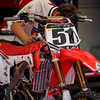 Justin Barcia's Honda - 1 Feb 2014