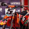Ryan Dungey's KTM - 1 Feb 2014