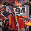 Ken Roczen's KTM - 1 Feb 2014