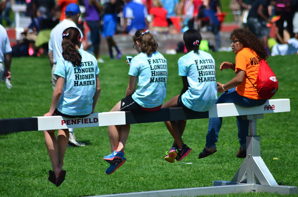 2014 Track Sectionals (Outdoor)