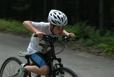 Kids who tri succeed Triathlon 2014