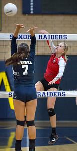 2014: Photographs of the Troy Varsity  2014 Freeway League volleyball season. Photo  jim.mccormack@mac.com