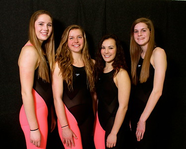 400 Free Relay Team