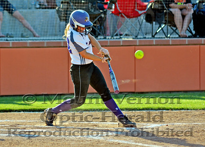 Game 3 Varsity Lady Tigers vs Commerce Lady Tigers 5-3-14