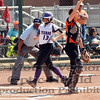 Mount Vernon varsity Lady Tigers vs Queen City Lady Bulldogs 4-26-14 game 2