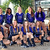 Mount Vernon Varsity Volleyball Team