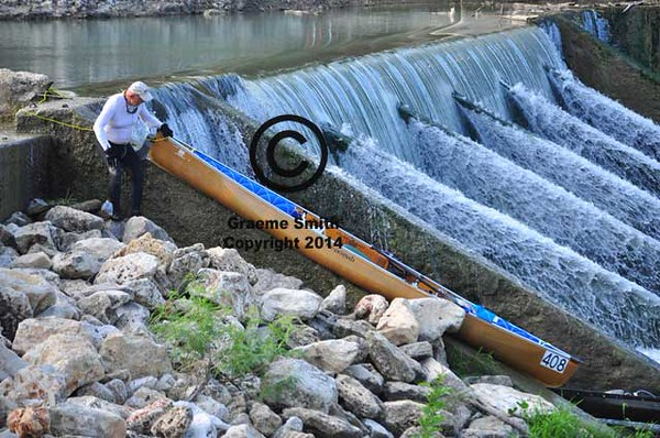 TWS Zedler Dam