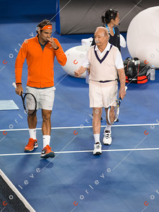 Roger Federer and Friends