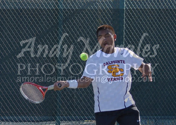 2014 boys tennis cat foothills salpointe