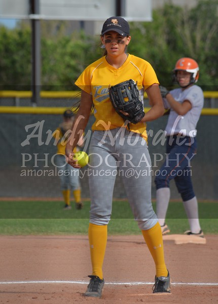 2014 softball salpointe cienega playoffs