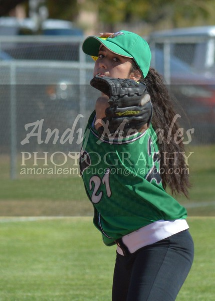 2014 softball tanque Verde Thatcher