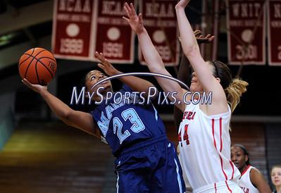 2014 Women's Basketball Invitational UMaine vs Fairfield