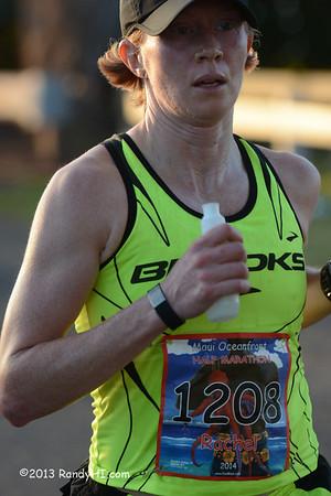 2014.01.19.Sun Maui Oceanfront Marathon/Half/15k/10k/5k
